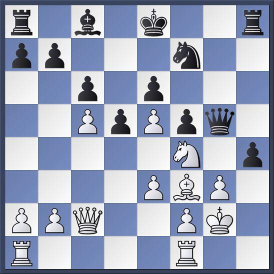 Бразильский шахматист Октавио