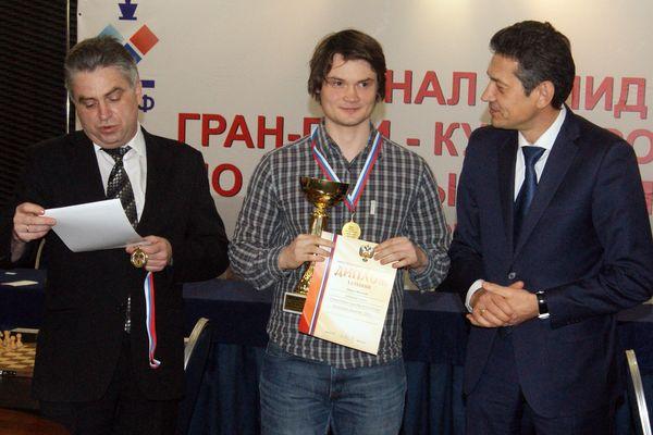 Павел Малетин: Настроиться помог Виши Ананд