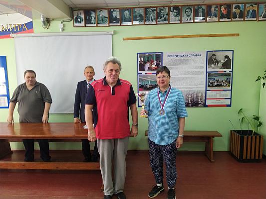 В Тихвине прошло первенство Ленинградской области