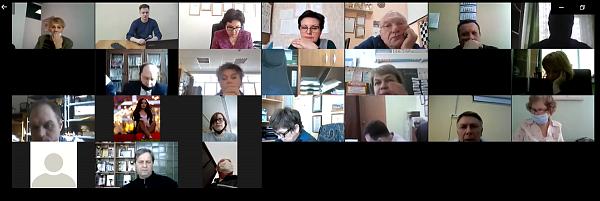"""В Туле состоялась онлайн-конференция по вопросам проекта """"Шахматы в школах"""""""