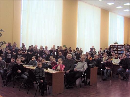 В Рыбинске прошел турнир «Новогодние старты» на призы Владимира Поткина
