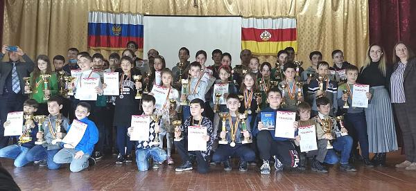 Во Владикавказе завершились чемпионат и первенства РСО-Алании