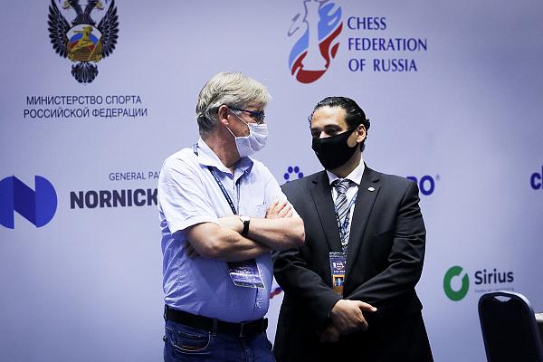 Определились три полуфиналиста Кубка мира ФИДЕ