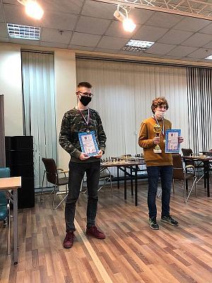 В Санкт-Петербурге продолжаются первенства города