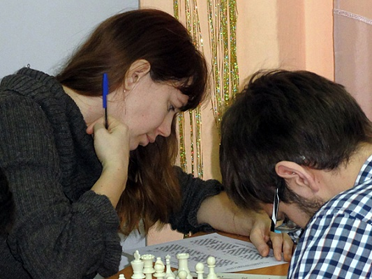 В Новокузнецке состоялся Рождественский турнир «Шахматная семья»
