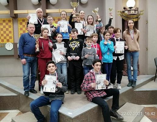 """В Самаре завершились областные соревнования """"Белая ладья"""""""