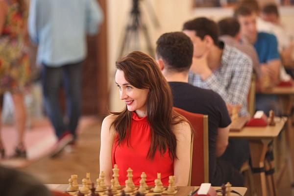 В «Регионе» любят шахматы