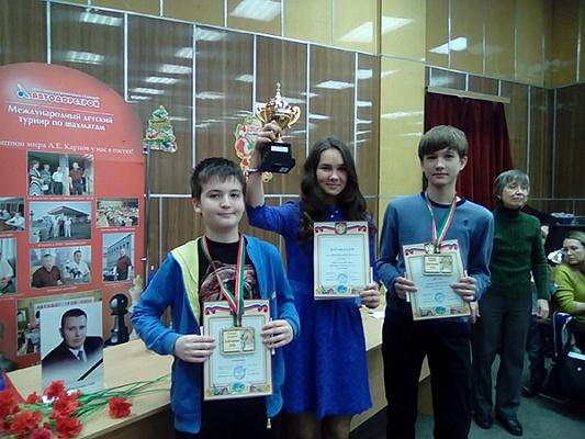 В Набережных Челнах прошел детский турнир памяти А. Скибы