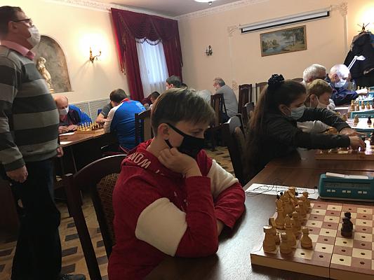 На чемпионатах России среди спортсменов с нарушением зрения определились сильнейшие в рапиде и блице