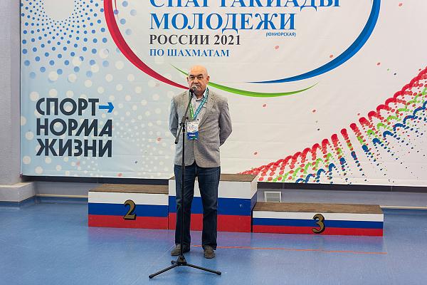 В Уфе завершился финал V летней Спартакиады молодежи России