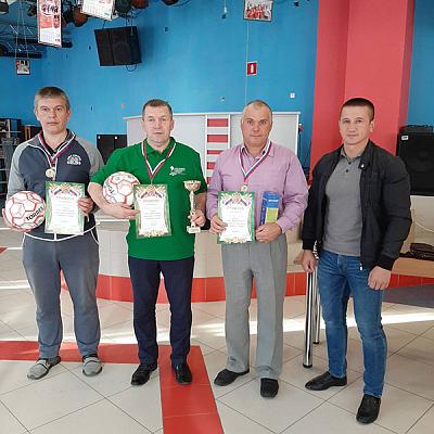 В поселке Ракитное провели 10-й турнир памяти тренера А. Рожкова