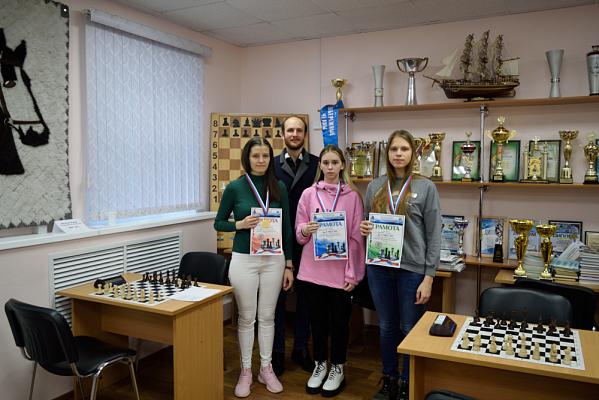 На Камчатке выявили сильнейших шахматистов