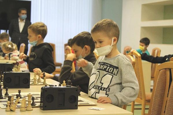 В столице Чувашии прошел зимний шахматный фестиваль