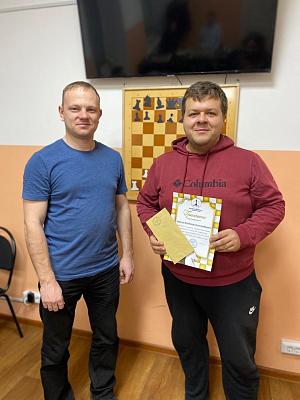 Шахматная федерация Владивостока подвела итоги конкурса тренеров