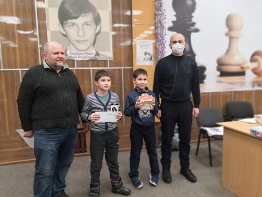 В Набережный Челнах прошел Мемориал Вадима Ахмадеева