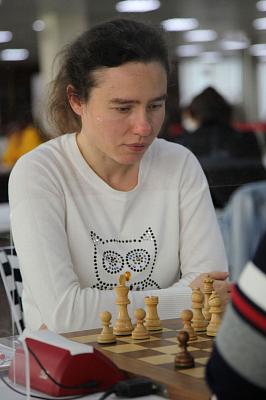 ФШМ лидирует в чемпионате России среди женских команд