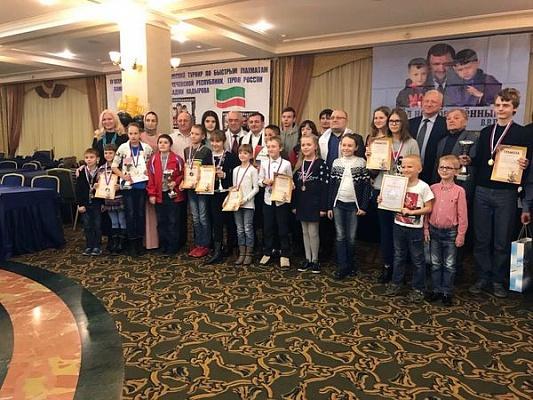 В Ростове-на-Дону прошел детский турнир памяти Ахмат-Хаджи Кадырова