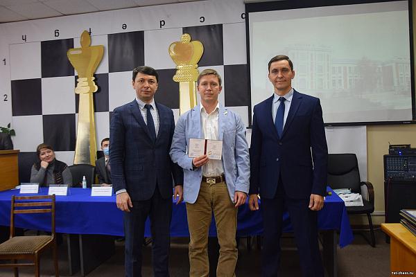 В Казани отметили 45-летие РСШОР имени Рашида Нежметдинова