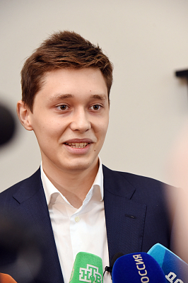В Ростове-на-Дону прошла встреча с Андреем Есипенко