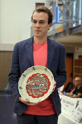 Ян Непомнящий выиграл Кубок Гидеона Яфета