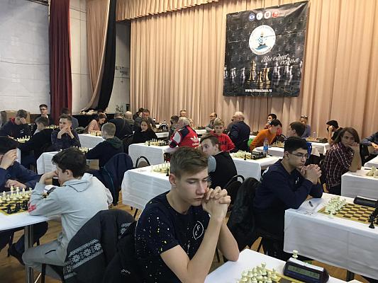 В Ялте начались чемпионаты ЮФО среди мужчин