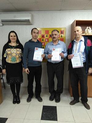 В Ростовской области состоялись шахматные турниры для педагогов