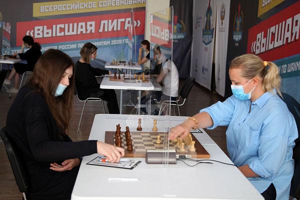 Максим Чигаев и Валентина Гунина стали победителями Высшей лиги