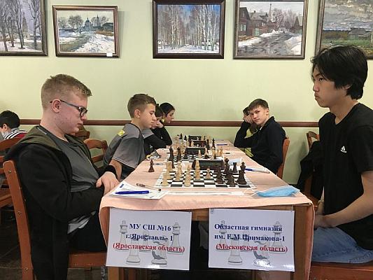 В Костромской области продолжается командное первенство России до 19 лет