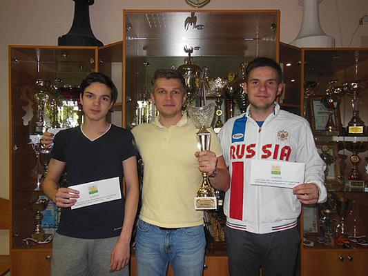 Состоялись финальные турниры VII Кубка Гран-при Челябинска по рапиду