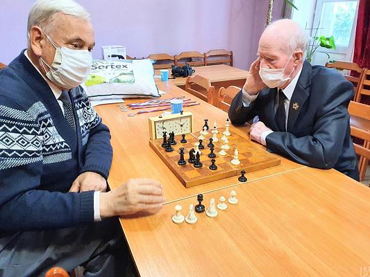 В Совете ветеранов Рязани прошел городской турнир по рапиду