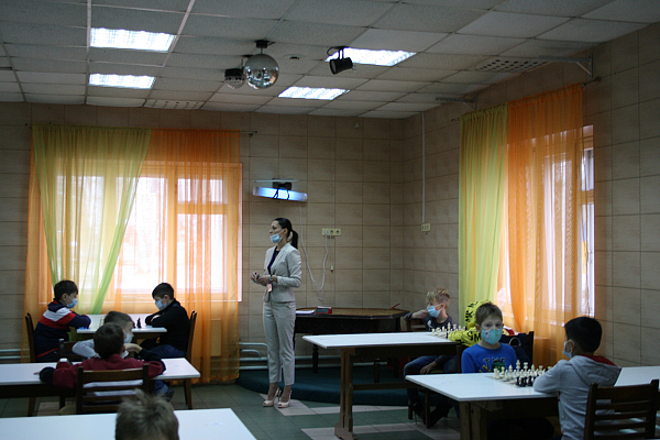 В Новокузнецком районе завершилось первенство СФО по рапиду