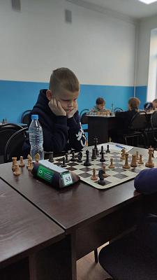 Во Владивостоке прошло первенство города среди детей до 9 лет