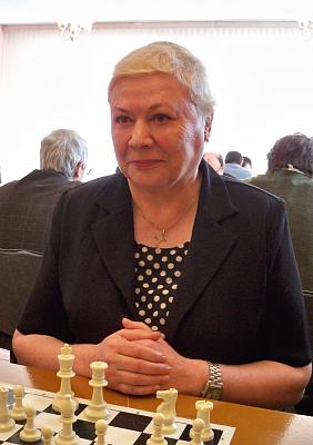 Любовь Кузнецова празднует юбилей