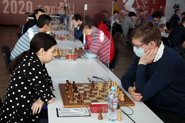ФШМ выиграла чемпионат России среди женских команд