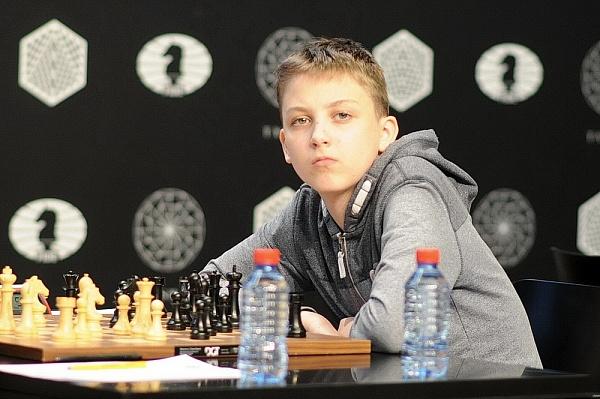 Турнир «Юные звезды Москвы» проходит в столице