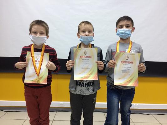Подведены итоги детского первенства Чувашской Республики
