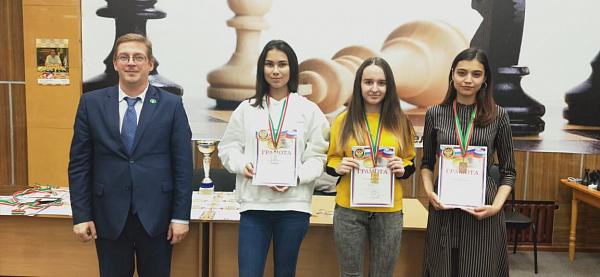 Подведены итоги командного чемпионата Республики Татарстан по рапиду и блицу