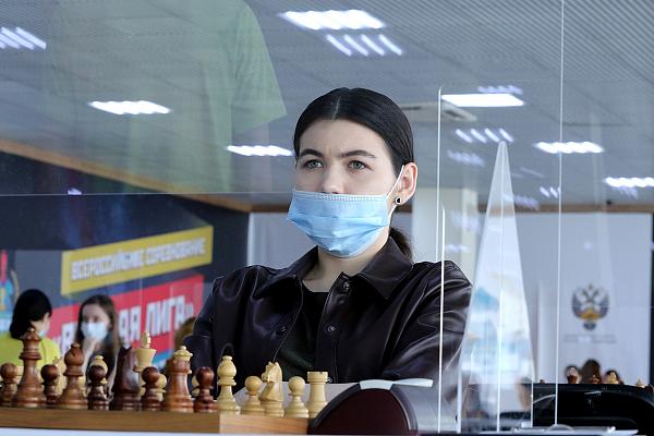 Максим Чигаев и Михаил Антипов захватили лидерство на Высшей лиге