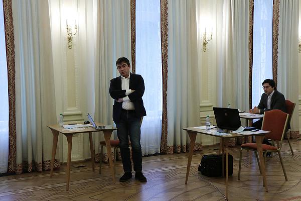 Виктор Вайпан избран президентом Ассоциации шахматных федераций