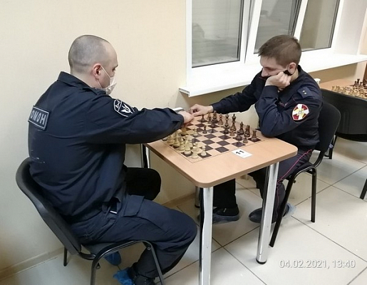 В Самаре прошел чемпионат Управления Росгвардии по Самарской области