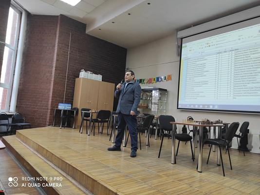 В Екатеринбурге стартовало первенство Свердловской области до 9 лет