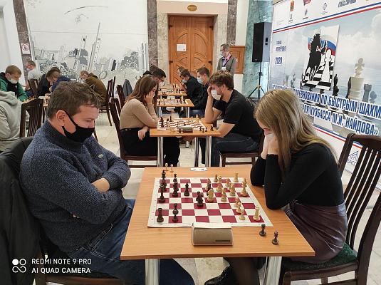 Дмитрий Бочаров выиграл Турнир имени Михаила Найдова