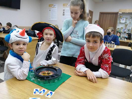 """Центр развития интеллектуальных видов спорта НИУ """"БелГУ"""" поздравил своих воспитанников"""