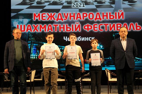 В Челябинске завершился Мемориал Михаила Лозоватского