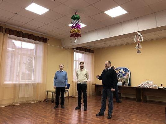 В Рыбинске состоялся турнир по рапиду «Новогодние старты–2018» на призы Владимира Поткина
