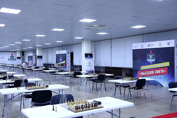 В Сочи стартует Высшая лига чемпионатов России
