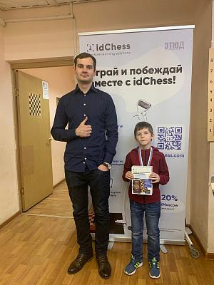 """ШШ """"Этюд"""" проведет новые турниры в партнерстве с idChess"""