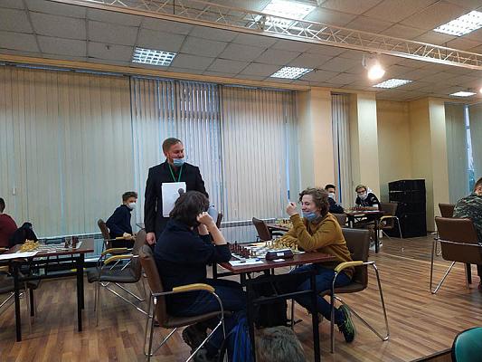 В Санкт-Петербурге стартовало детское первенство города