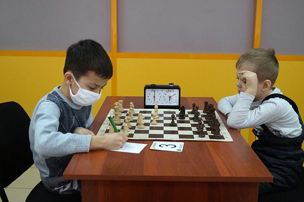 Состоялось первенство Чувашской Республики среди детей до 9 лет