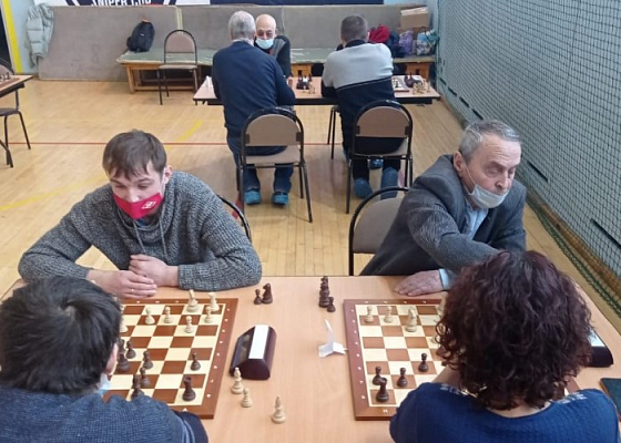 В Саранске прошли турниры среди лиц с ограниченными возможностями здоровья